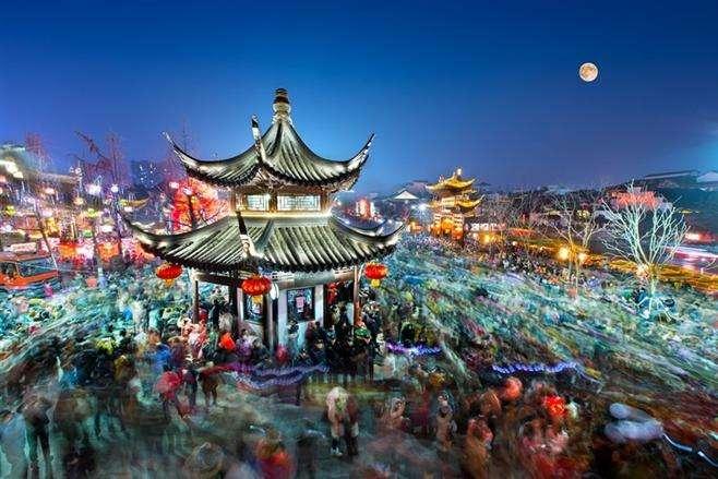 China Lantern Festival -4 representative lantern fairs in China