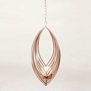 Hanging LED Tea Light Holder  MYHH05015