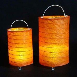 Paper _ Fabric Shapes Lanterns  MYHH87014