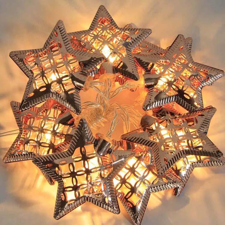 Gl Steel Strip Solar Lanterns - Metal Covers   MYHH02354-BO(B) – Zhongxin