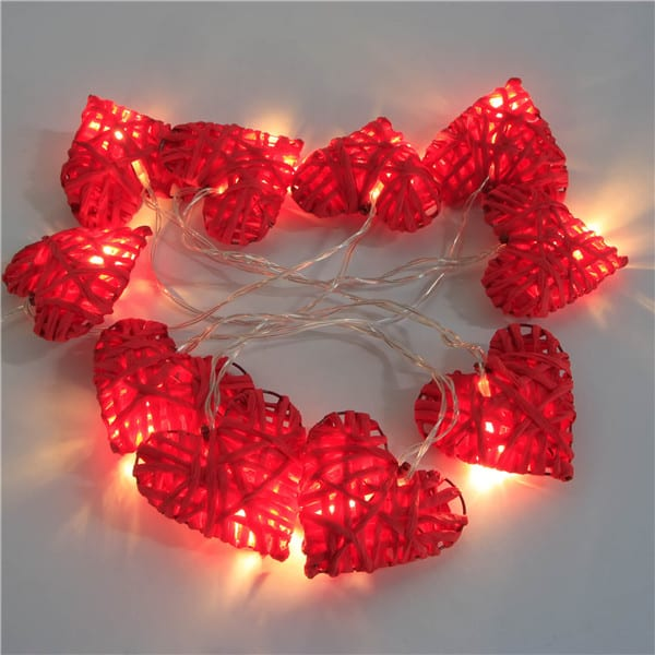Tinplate 2.8/2.8 Led String Lights Outdoor -