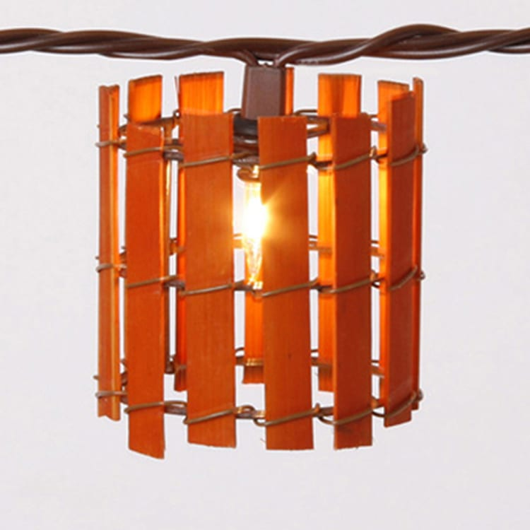 Tin Can Globe String Lights -