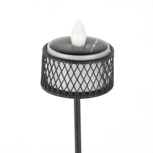 Solar Lights Outdoor Pathway with Solar Tea Candle
