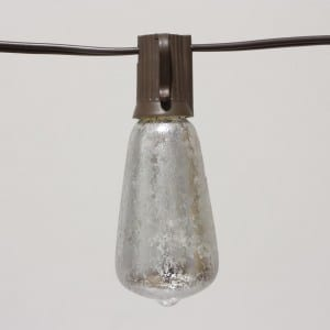 Incandescent & LED Edison Bulb String Light  MYHH19042-S