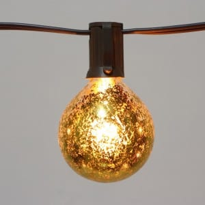 Incandescent & LED Edison Bulb String Light  MYHH19043