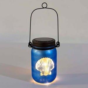 Solar Mason Jar Lights Fairy String Lights