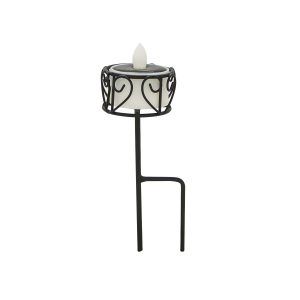 Solar Path Lights LED Candle Garden Decoration