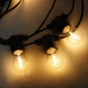 Outdoor Heavy Duty Vintage String Lights  MYHH41173-SO