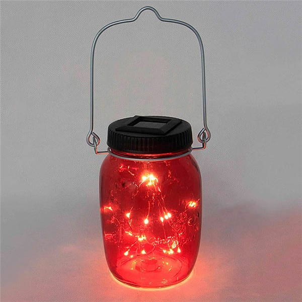 Gi Roofing Sheet Garden String Lights -