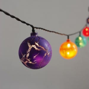 Plastic String Lights&Plastic LED Lights KF02678BOB