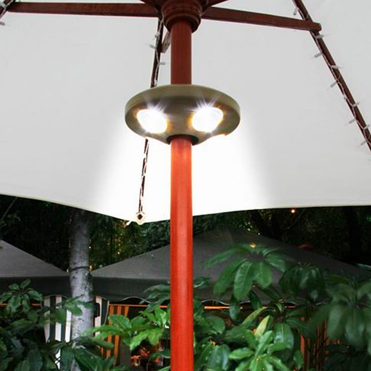China Corrugated Gl Steel Outdoor Lights Solar Powered