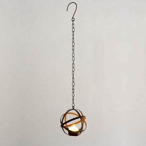 Solar LED Tea Lights Holder with Flickering LED