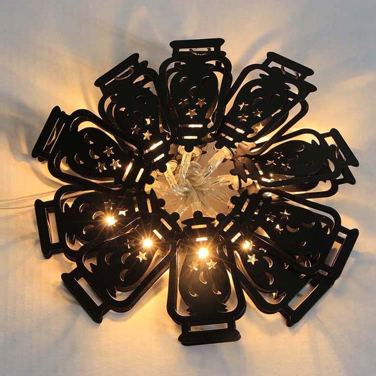 Aluzinc Steel Roll Pineapple Lights - Metal Covers   MYHH02365-BO(B) – Zhongxin