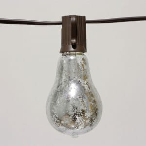 Incandescent & LED Edison Bulb String Light  MYHH19044
