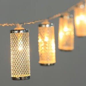 Mesh Covers String Lights KF02358BO