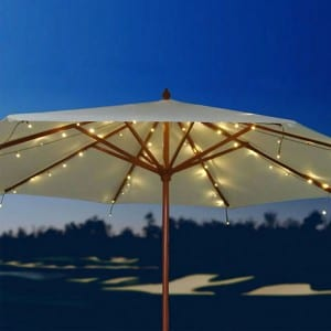 Decoratiu MYHH90001 Umbrella Llums