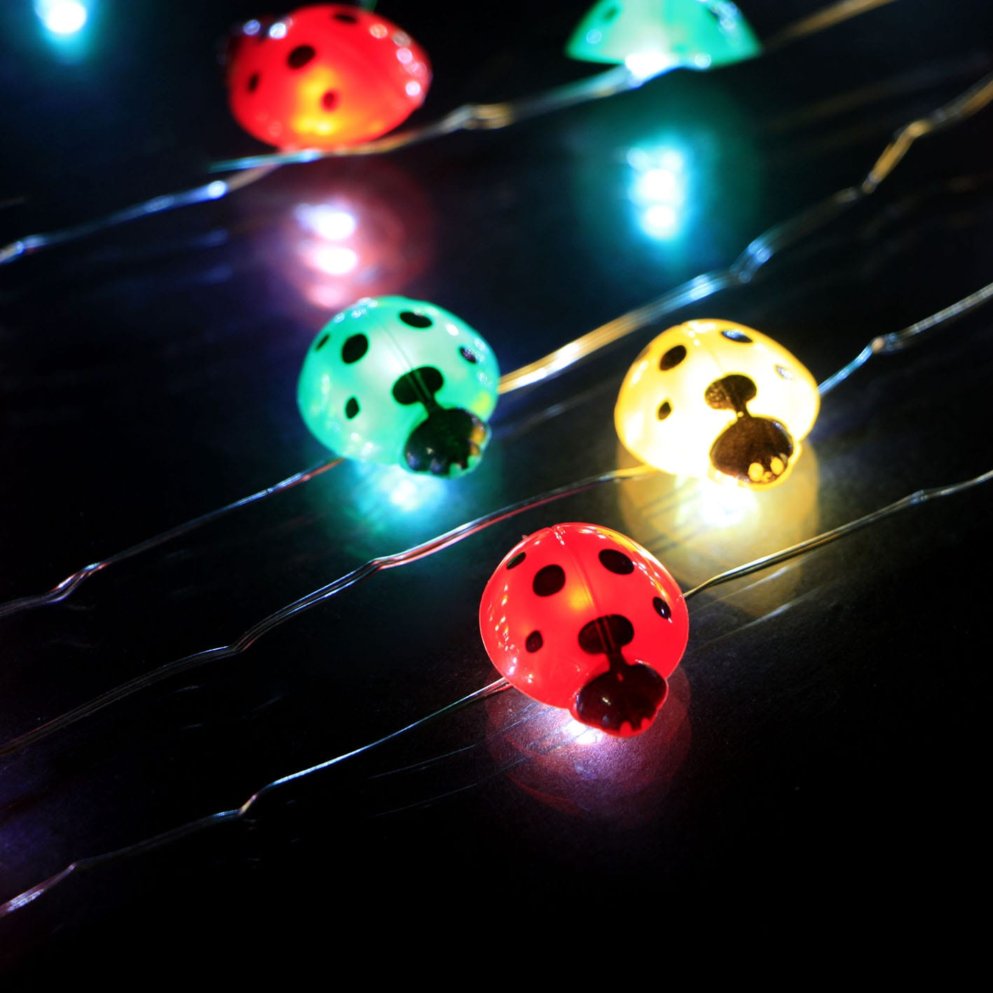 Gi Roof Warm White String Lights - MM LED SMD SL With Caps  MYHH67283 – Zhongxin