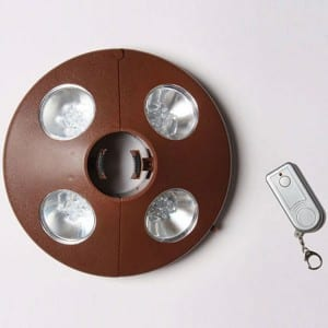 Clamp-On LED umbrella Lights  MYHH89004