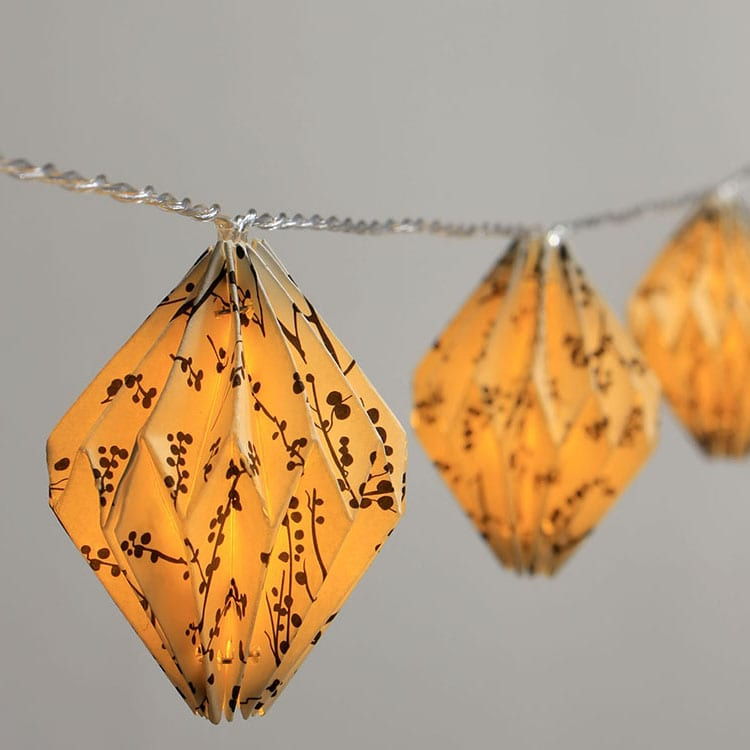 Corrugated Pre-Painted Steel Plate Umbrella String Lights - Paper Covers  MYHH02383-BO (B) – Zhongxin