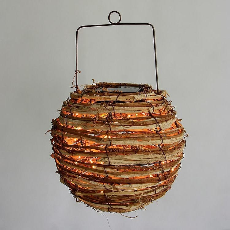 Natural Material Lanterns  MYHH110161 Featured Image