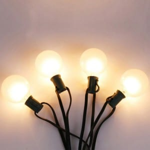 Incandescent String Light  MYHH19001F/MYHH19001W G50