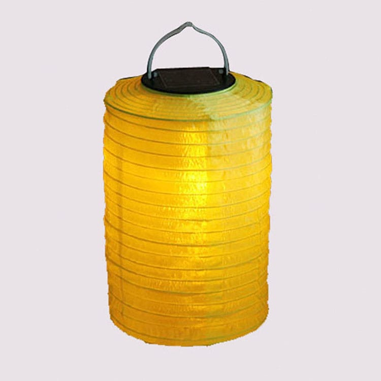 Aluminum Solar Umbrella With Led Light -