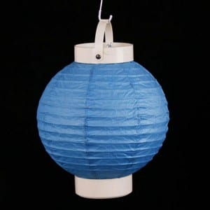 Paper _ Fabric Shapes Lanterns  MYHH87027