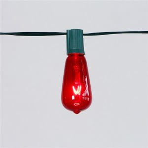 Incandescent & LED Edison Bulb String Light  MYHH01722-RG_B