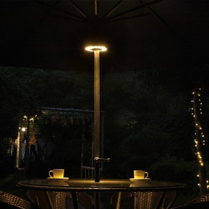 26 LED 34 LED 3AA Battery Operated Patio Umbrella Lights