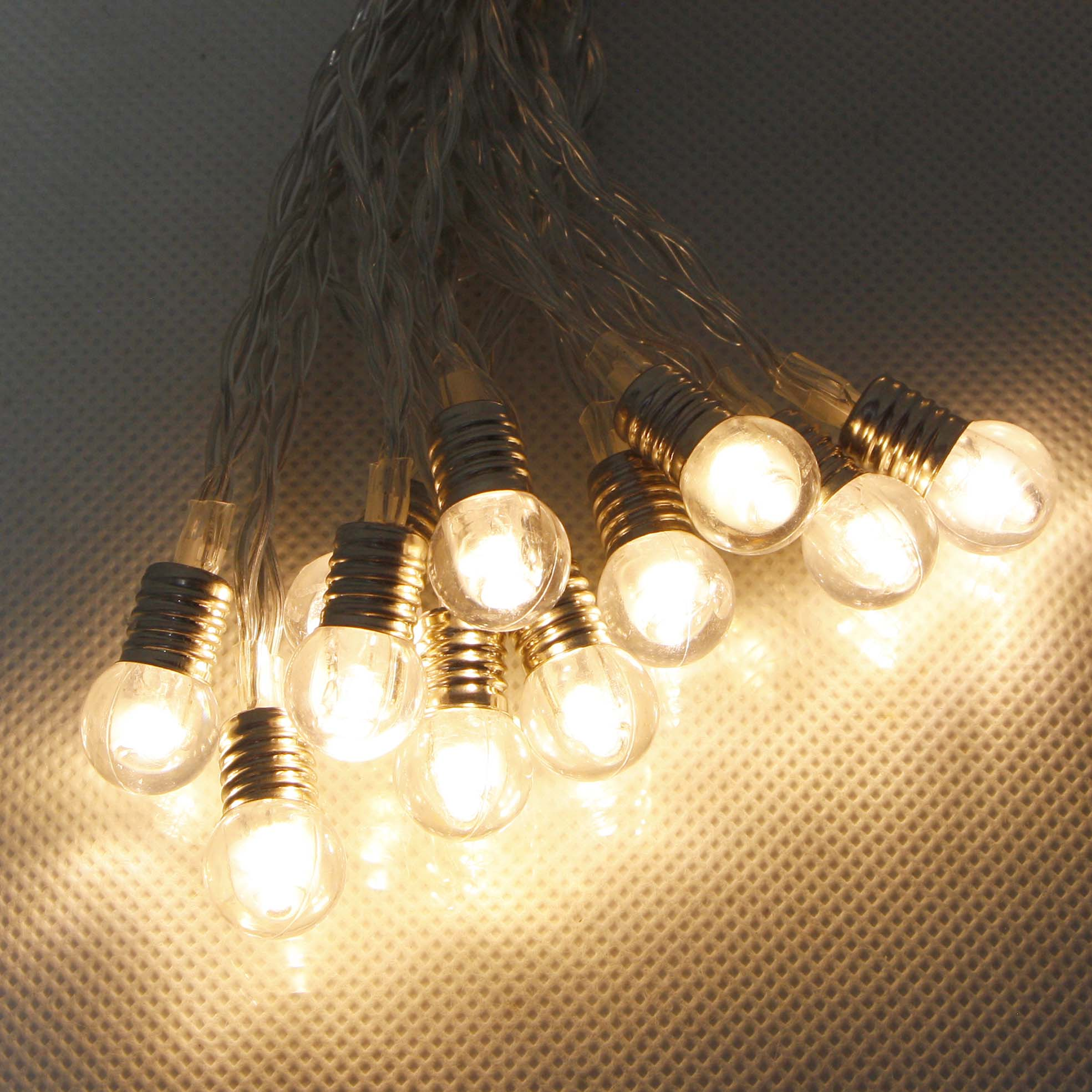 Tin Plate Sheet Led Party Lights -