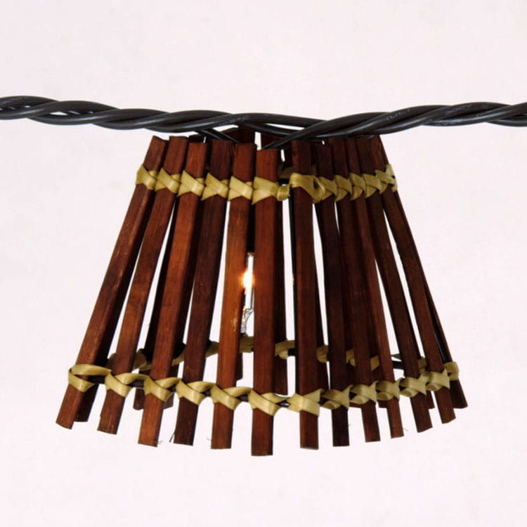 China Steel Supplier Harvest Lights - Wood Bamboo Covers  MYHH01371 – Zhongxin
