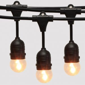 Vintage Outdoor Heavy Duty String Lights MYHH41169