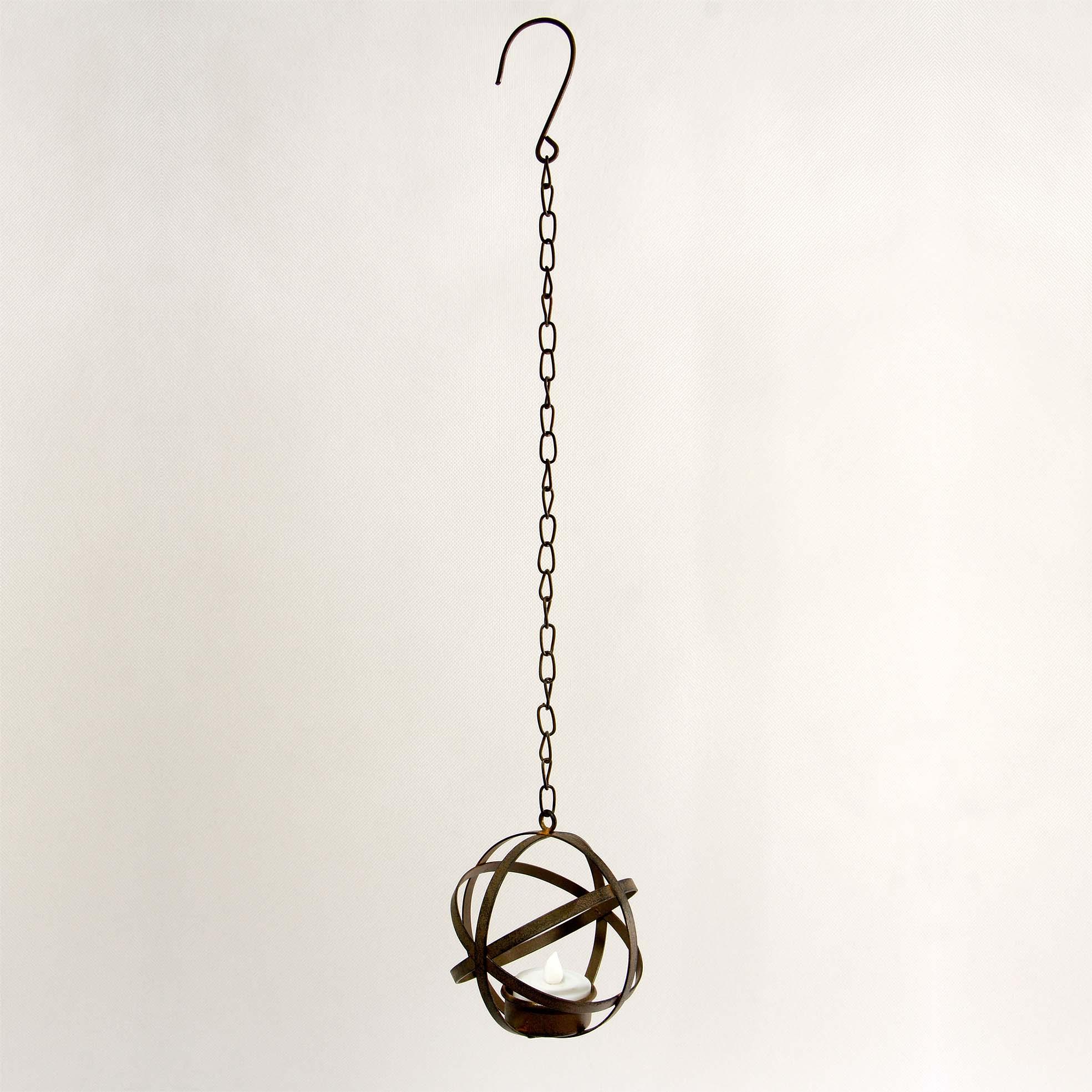 Hanging LED Tea Light Holder  MYHH05026 Featured Image