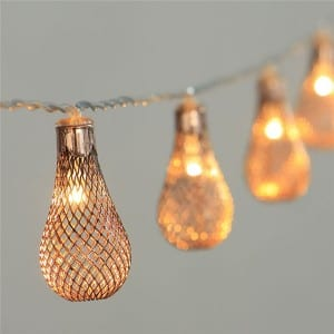 Mesh Covers String Lights KF02357BO