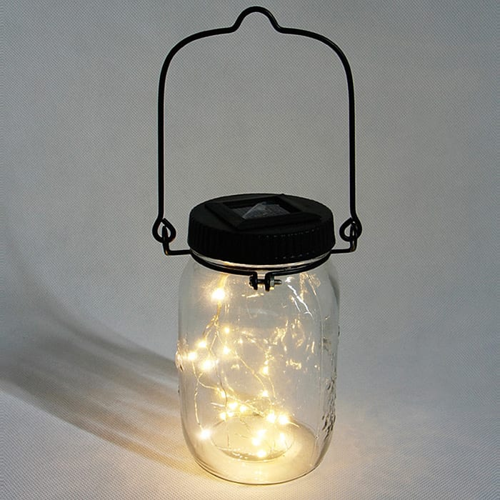 Tin Plate Indoor Christmas Lights -