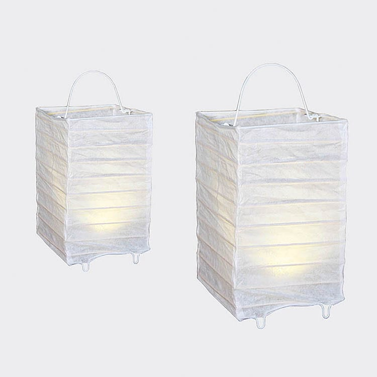Steel Plate Umbrella Lights -