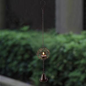 Solar Tea Candle Lights Outdoor Lighting Decor