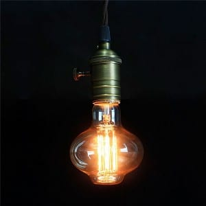 Calabash Looped Filament E26 Bulb String Lights