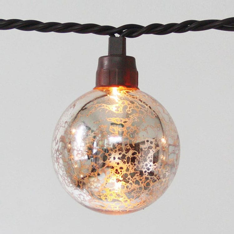 Gi Steel Plate Lights Strand - Glass Covers  MYHH02072 – Zhongxin