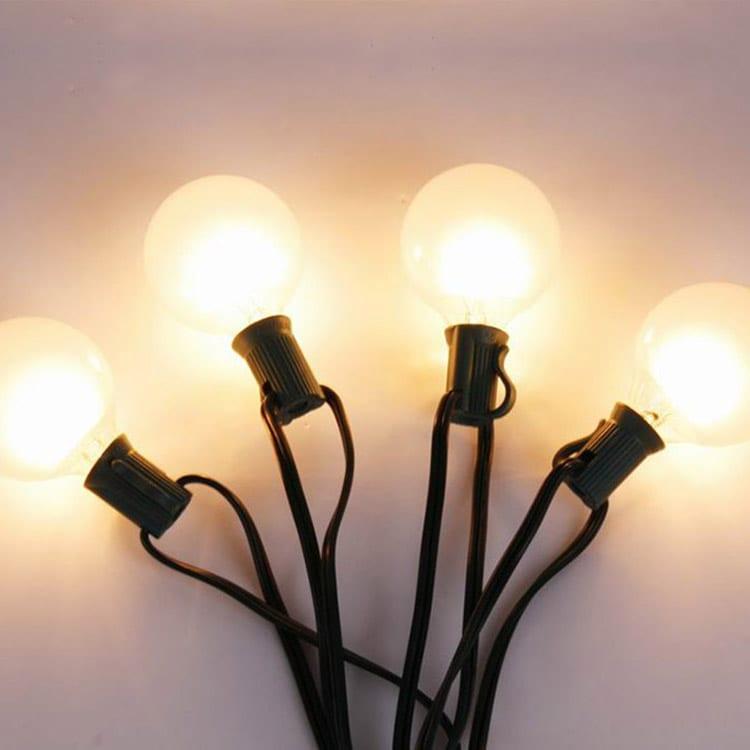 Corrugated Ppgi Sheet Mini Pendant Lights - Incandescent String Light  MYHH19001F/MYHH19001W G50 – Zhongxin