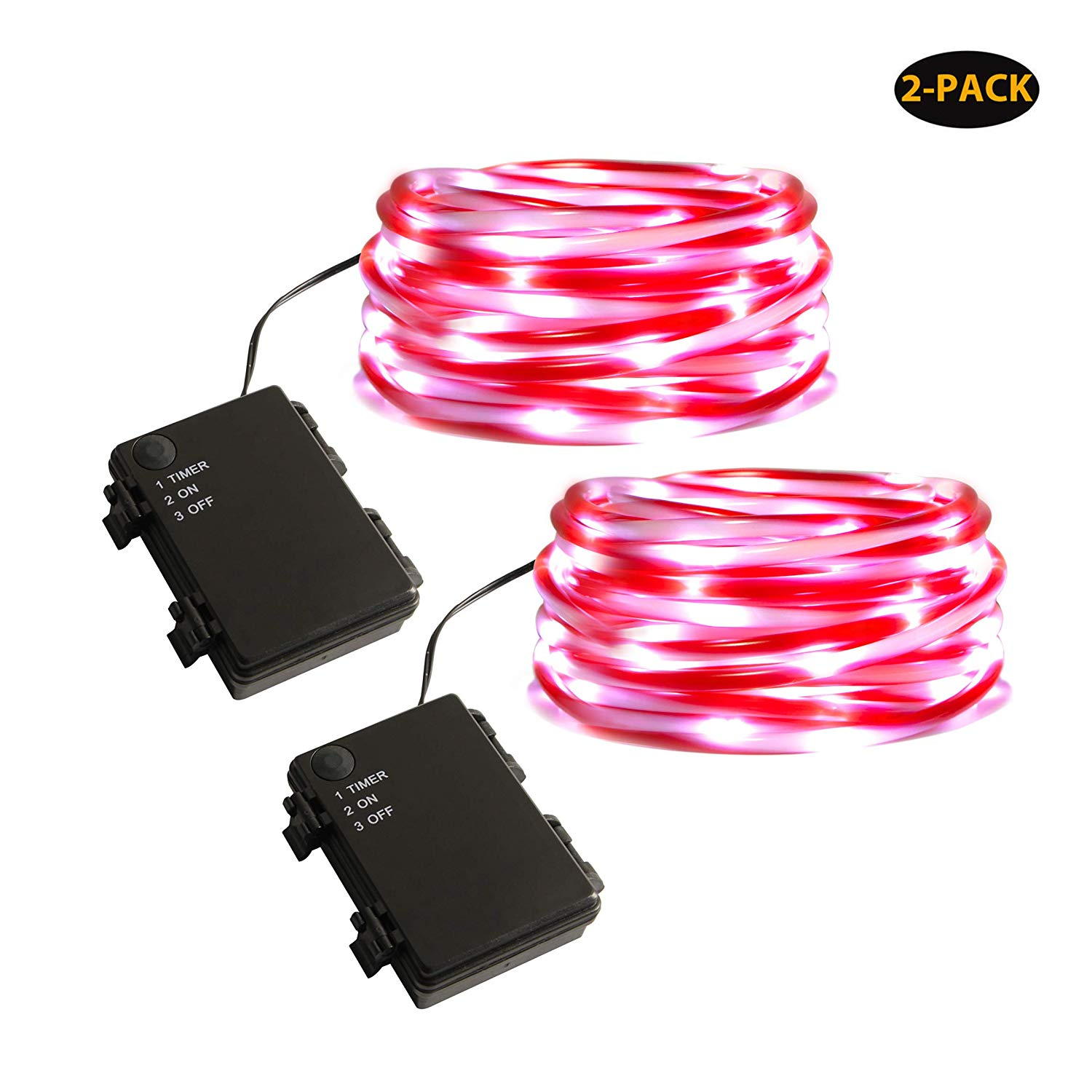 Christmas Rope Lights Outdoor Holiday Garden Decoration KF675271 Featured Image