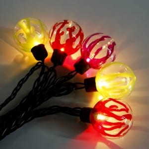 Glass String Lights&String Lights Outdoor KF02020