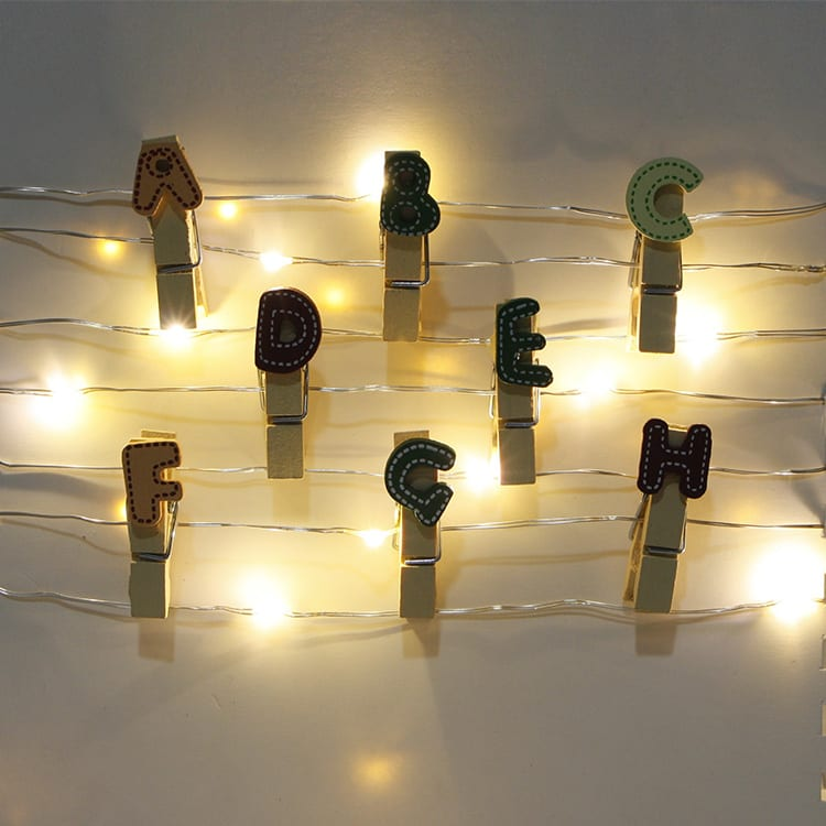 Corrugated Galvalume Sheet String Lights For Wedding - Peg Clip LED SL  MYHH67573 – Zhongxin