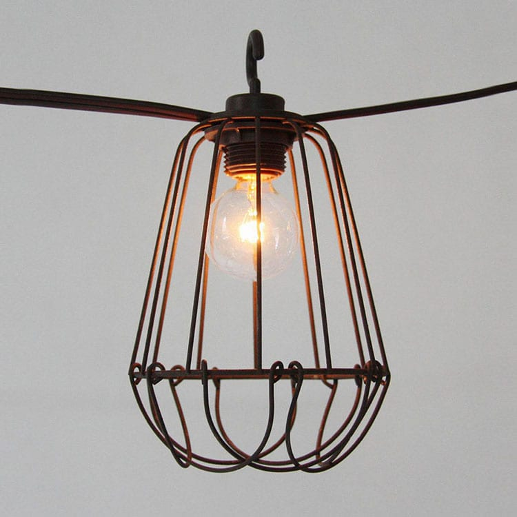 China Sheet Supplier Copper Wire String Light -