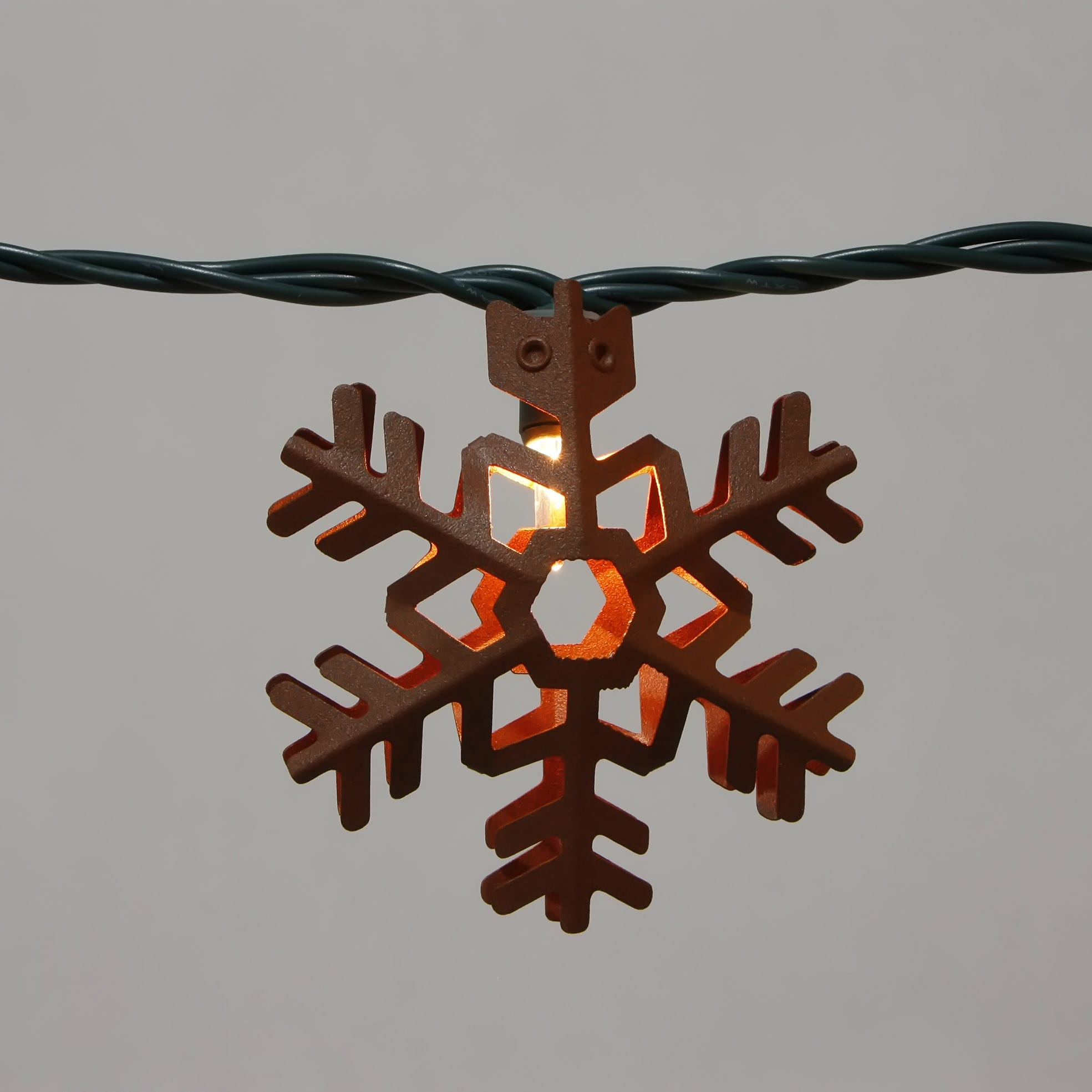Galvanized Roof Steel Micro Led Copper Wire String Lights - Metal Covers  MYHH02035 – Zhongxin