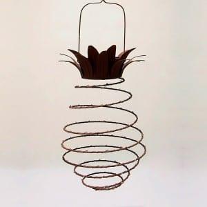 Metal _ Wire Frame Lanterns  MYHH130249