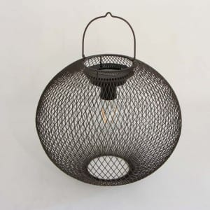 Metal _ Wire Frame Lanterns  MYHH61105-SO-S