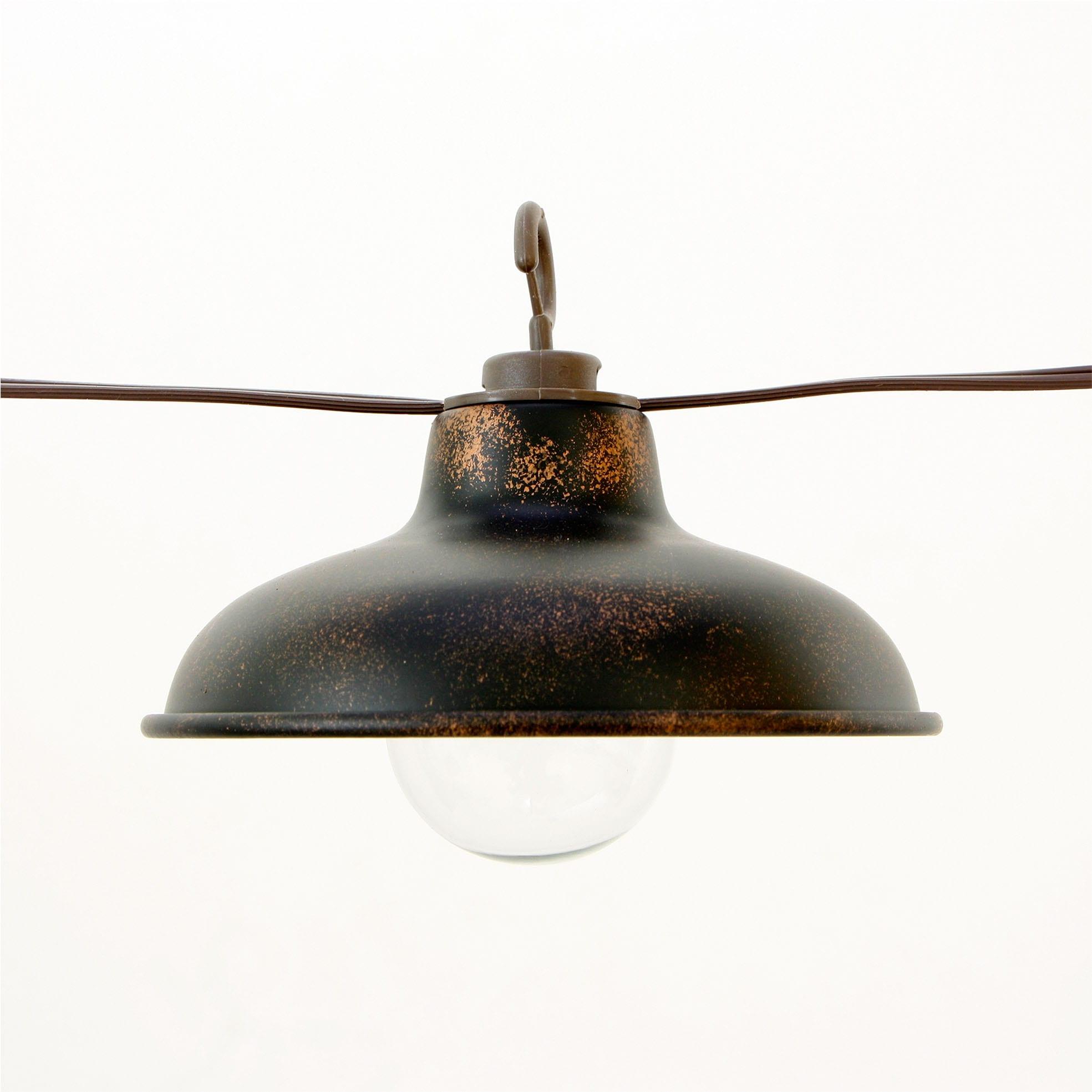 Prepainted Roof Steel Pineapple String Light - Cafe SL – Metal Shades  MYHH93151 – Zhongxin