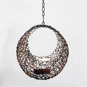 Hanging LED Tea Light Holder  MYHH05014