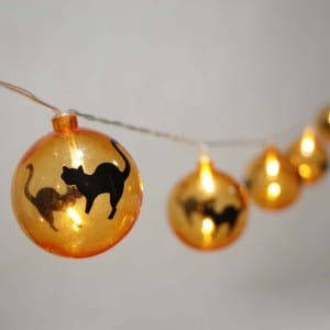 Plastic String Lights&Plastic LED Lights KF02856BOB